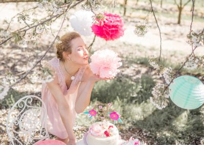 Styled Shoot Kirschblüten