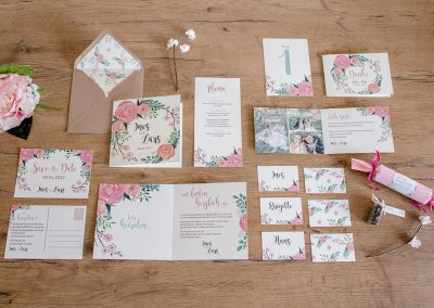 Ines & Lars – Inspiration Hochzeit Frühling