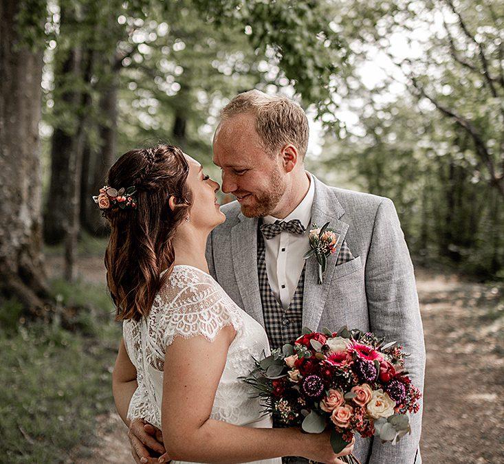 Standesamtliche Hochzeit Maximiliane & Nicolas