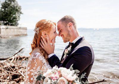 Kirchliche Hochzeit Tanja und Daniel